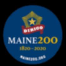 Maine 200 circle trans.png