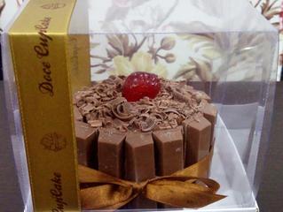 Mini Bolo KitKat