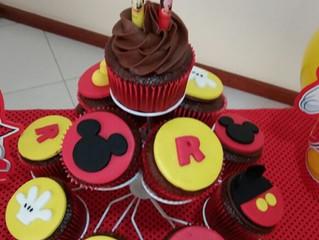 Aniver Rodrigo - Tema Mickey