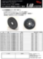 <LAB高精度スパーギヤ 48ピッチ> LAB 新製品のご案内.jpg