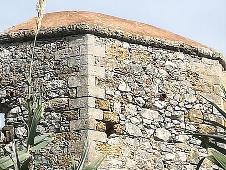 Work in progress: Castello di Baida