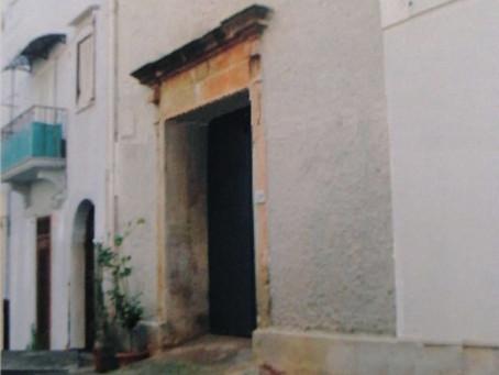 La chiesa di S. Antonio Abate a Castellammare del Golfo