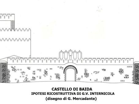 L'Antica fontana del Castello di Baida