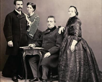 I Florio, una delle famiglie siciliane più importanti vissute a cavallo tra il XVIII° e XIX° secolo