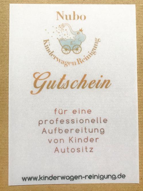 Geschenkgutschein in Grußkarte - mit kostenloser Lieferung per Post