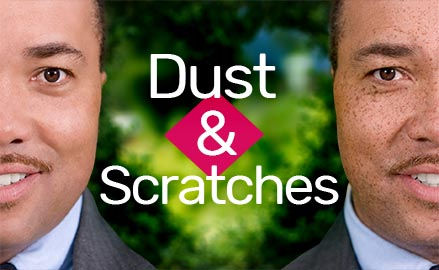 Filters Secrets 7- Dust&Scratches Articl