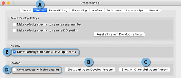 Show Lightroom Develop Presets.png