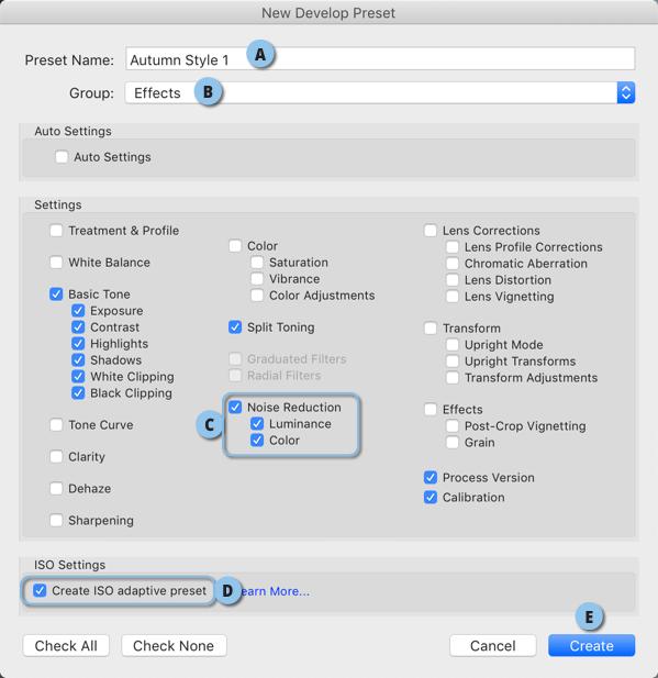 Create ISO Adaptive Preset1.png