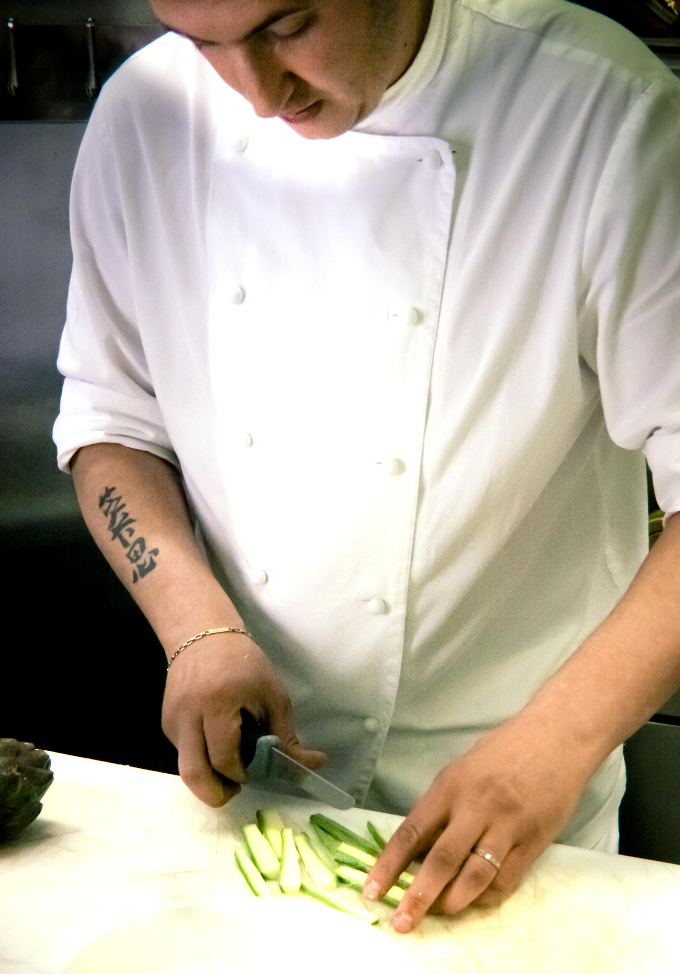 Luca Tognazzi  Titolare  e Chef