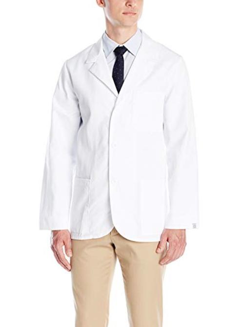 Mens White Coat