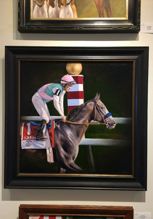 """Arrogate 2016 Travers""- SOLD"