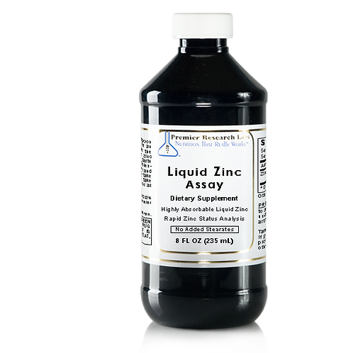 Liquid Zinc Assay