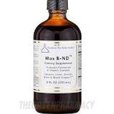 Max B-ND - 8 oz