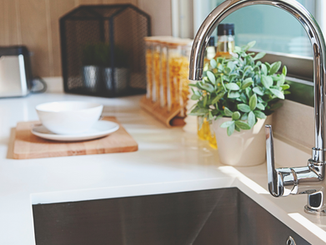 CLEAN YOUR SINK, CLEAR YOUR LIFE!