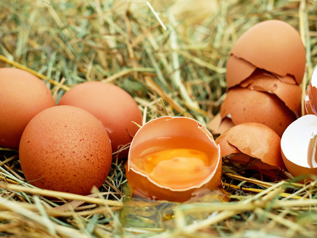 Don't ditch those egg yolks...