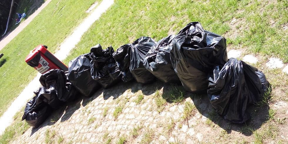 Stadtteilfrühstück (mit Anmeldung) heute mit Müllsammelaktion