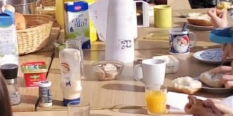 Stadtteilfrühstück (mit Anmeldung)