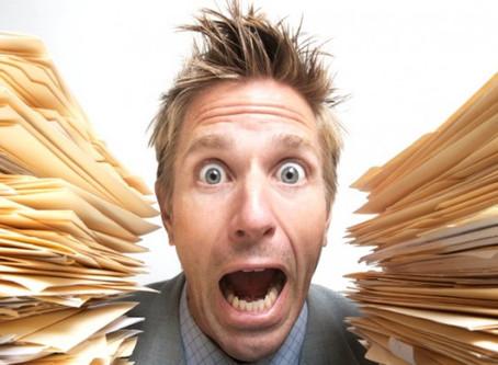 Stress au travail, attention danger!