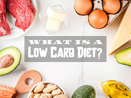 To Go Low Carb or Not to Go Low Carb....That is the Question!