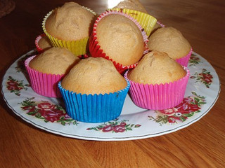 The Real Deal Apple Muffins!