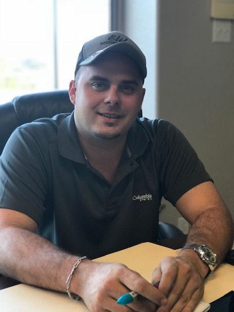 Zach Miser, Sales Manager