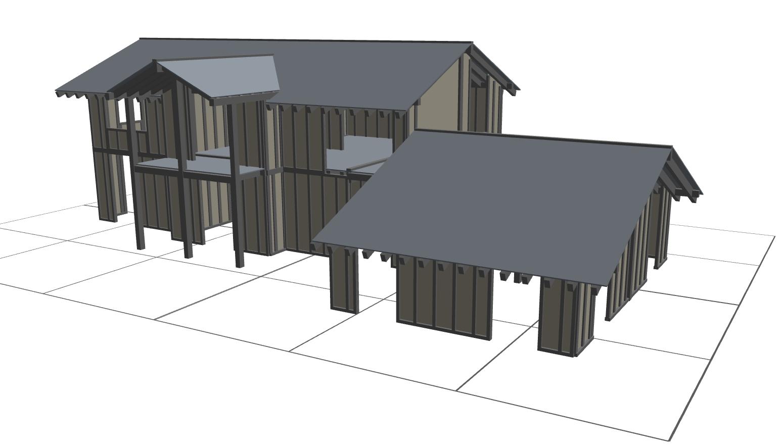 Diseño estructuras de madera