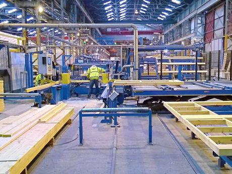 Fabrica viviendas industrializadas
