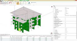 CLT walls checks - Seismic dynamic analy