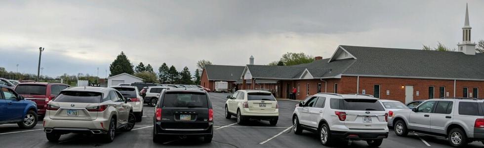 Drive-In Church  May 10, 2020