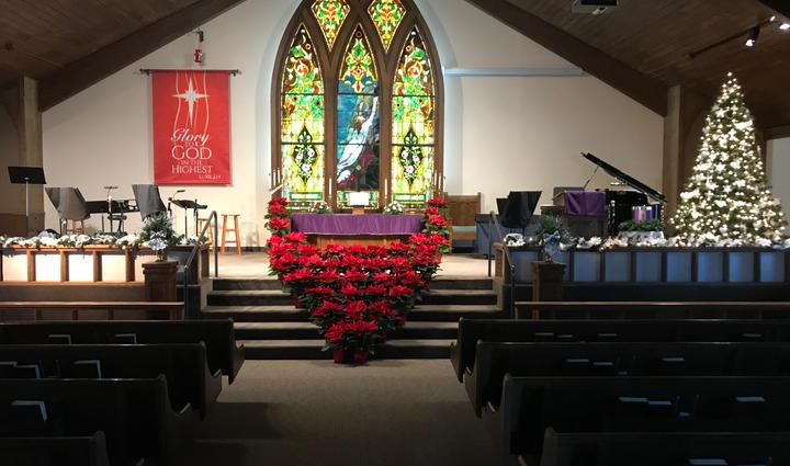Sactuary at Christmas 2019