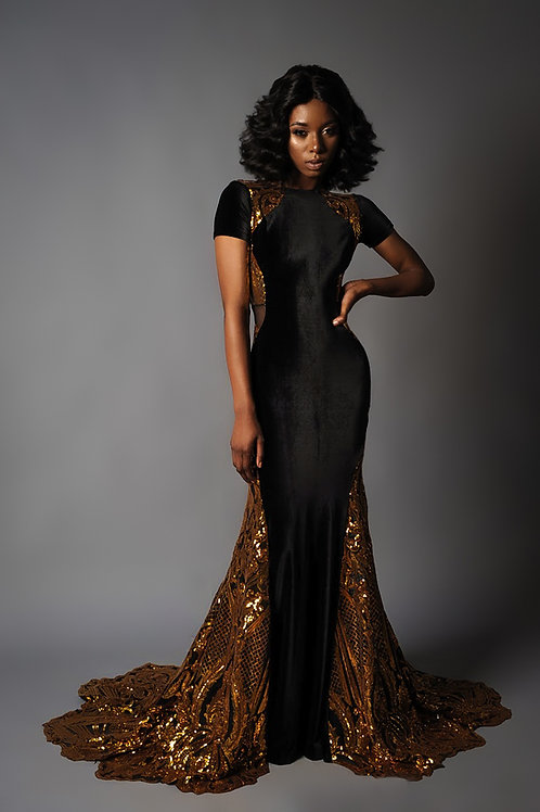 Royal Highness Gown