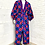 Thumbnail: Unisex Purple Pink and Blue Regal Robe