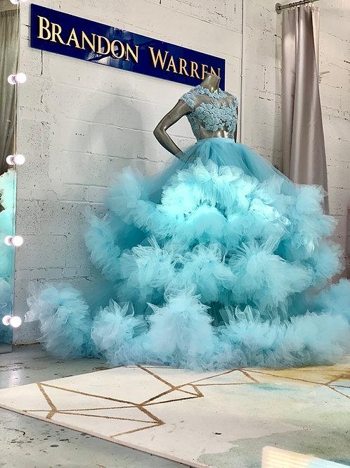 Misti Blu Gown