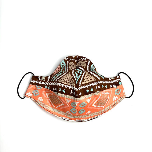 Tribal Safari Mask