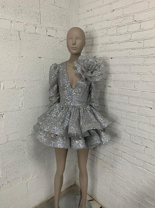 Irridescent Cupcake Dress