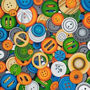 Rag Bag Buttons