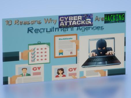 10 Reasons How – Recruitment Company Hacking