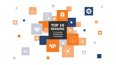10 gode grunner til å velge TimeXtender som ditt DWA/ETL-verktøy!