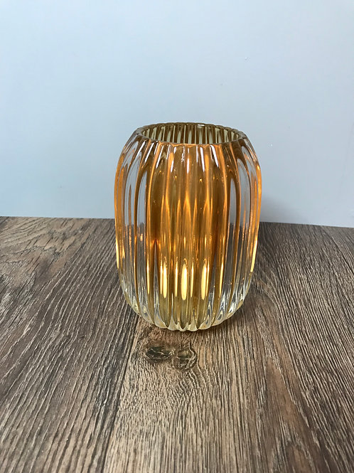 Yellow Tealight - Large
