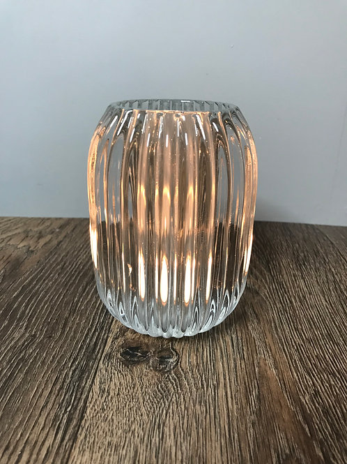 Clear Tealight - Large