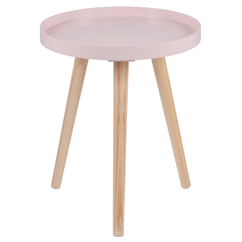 Side Table - Pink
