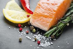 salmón fresco