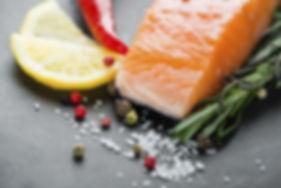 salmone fresco