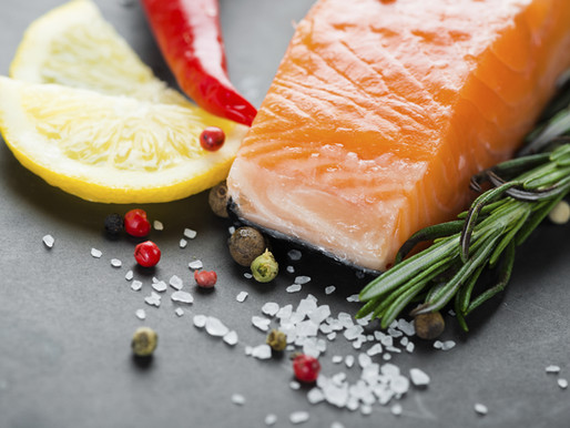Salmon: A Super-Protein (with recipes!)