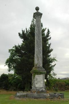 La colonne du château