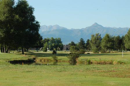 Le golf du Grand Vert