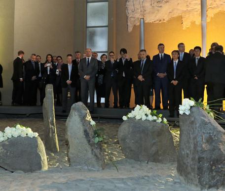 טקס יום השואה הבינלאומי