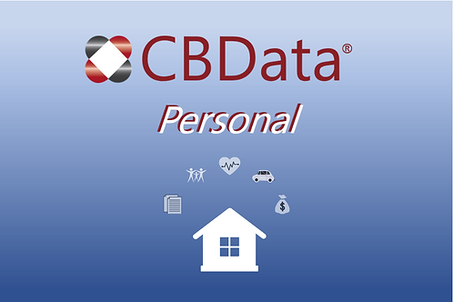 CBData®  - The Personal Version