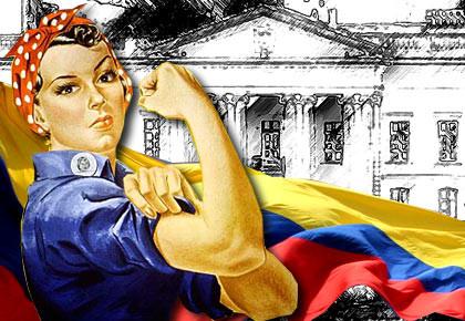 Avance de Colombia en la paridad de género