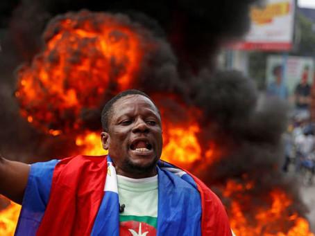 La inestabilidad política en Haití